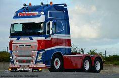 Volvo FH.