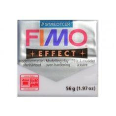 FIMO EFFECT BIANCO TRASPARENTE N.14