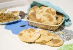 Pan de pitta para #Mycook http://www.mycook.es/receta/pan-de-pitta/