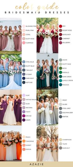 Winter Bridesmaid Dresses, Winter Bridesmaids, Bridesmaid Dress Colors, Bridesmaid Hacks, Azazie Bridesmaid Dresses, Cute Wedding Ideas, Perfect Wedding, Wedding Inspiration, Wedding Stuff