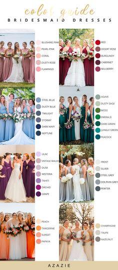Winter Bridesmaid Dresses, Winter Bridesmaids, Bridesmaid Dress Colors, Azazie Bridesmaid Dresses, Bridesmaid Hair, Cute Wedding Ideas, Wedding Inspiration, Wedding Stuff, Perfect Wedding