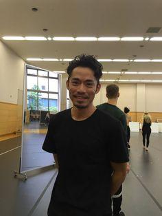 Daisuke Takahashi, Love on the Floor rehearsals, June 2016