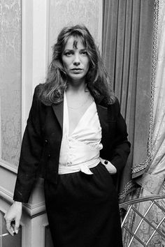 Vintage Photos of Jane Birkin - Jane Birkin Style