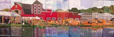 Arena Farms: Concord, MA - Bobbie Sullivan and Coastal Quilt Artists