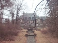 Blairsden Mansion by Abandoned New Jersey