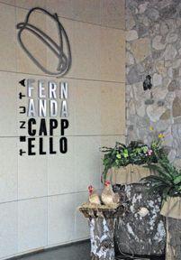 Fernanda Cappello's Wine bar inn