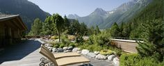 """Green and Eco-friendly Naturhotel Waldklause in Tyrol - """"Welcome to our jewel made of wood, glas and stone, where hospitality, passion and enthusiasm for the nature are home."""""""