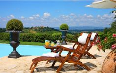 Luxury Villa Rentals - Italy - Siena - Magnificent 14th century estate