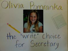 student council election posters ideas - Google Search