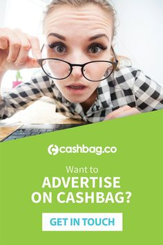 Want to become an approved CashBag partner & advertise on CashBag? Visit our website for more information! Advertising, Website