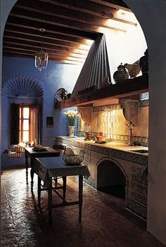 south west mexican kitchen - Google Search