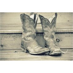 Good old cowboy boots