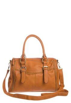 Shopping bag - brun Denne type veske med crossoverrem. Forholdsvis stor. Denne ser bra ut!