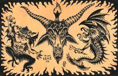 tim lehi tattoo - Google Search