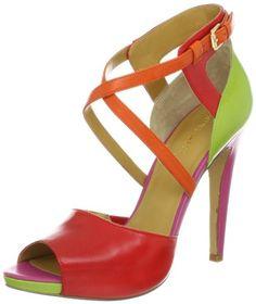 Nine West Women's Jule Platform Sandal: Shoes
