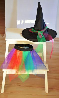 Kostüme für Kinder - Kinderkostüm - Hexe - ein Designerstück von Puccino bei DaWanda