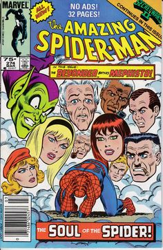 Amazing Spider-Man (1963 1st Series) #274, March 1986 Issue - Marvel Comics - Grade F/VF