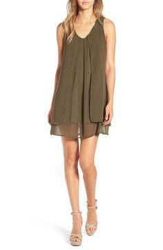 Pleated Shift Dress  #blackbillions #ONe #September #cardigan #kind #fallcollection #of #collar #fallfashion #apparel