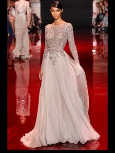 Ellie Saab... Just wait until I get famous I'll wear her dresses so hard...