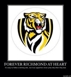 Tigers - Yellow n Black - Richmond Tigers Aussie Memes n yellow logo - Yellow Things Richmond Afl, Richmond Football Club, Aussie Memes, West Coast Eagles, Tiger Team, Australian Football, Tiger Logo, Great Logos, Football Team