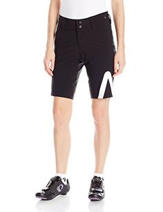 Primal Wear Womens Onyx Escade LooseFit Shorts Medium Black -- More info could be found at the image url.