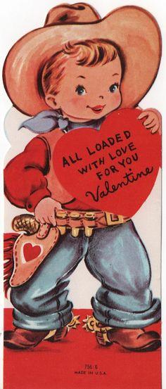 Valentine - Cowboy