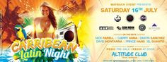 Carribean Latin Night at Altitude Club   - see more on http://ift.tt/1O2k2kg #events #mauritius