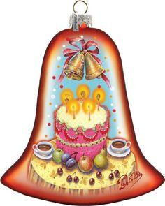 G. Debrekht Celebration Bell Glass Ornament G. Debrekht http://www.amazon.com/dp/B00EZBBM34/ref=cm_sw_r_pi_dp_PMf6vb04PBTKY