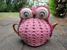 OMG I must have this!!! Teapot Cosy