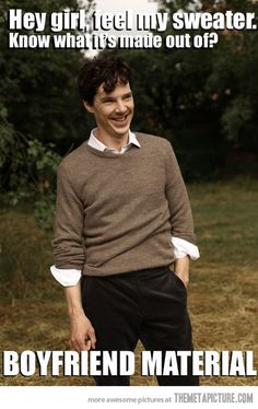 funny Benedict Cumberbatch cute on imgfave