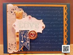 December Stamp of the Month Blog Tour – Affection Collection Four to GO & Bottle Cap Tutorial   RemARKable Creations