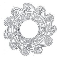 Dacian Solar Symbol