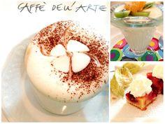 DayTreasure: Caffè dell'Arte - Locarno Doughnut, Panna Cotta, Ethnic Recipes, Desserts, Food, Travel, Locarno, Beautiful Hotels, Nice Asses