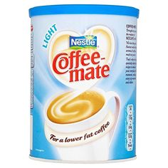 Coffee-mate Coffee Beans, Grounds & Pods Home, Furniture & DIY Fat Coffee, Coffee Creamer, Coffee Latte, Tassimo Coffee, Nestle Chocolate, Coffee Pods, Coffee Beans, Bad Room Ideas, Bff Birthday Gift