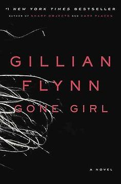 I know, everyone loves Gone Girl by Gillian Flynn... but that's because it's such a twisted, dark, entertaining mystery. [Natalie]