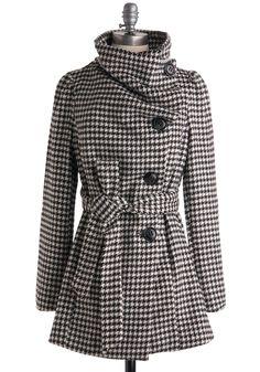 Love this coat!  Carefully Chosen Coat | Mod Retro Vintage Coats | ModCloth.com