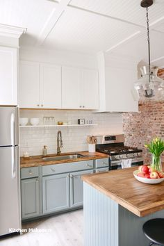 Amazing and Cheap Kitchen Makeover Ideas #kitchenmakeover