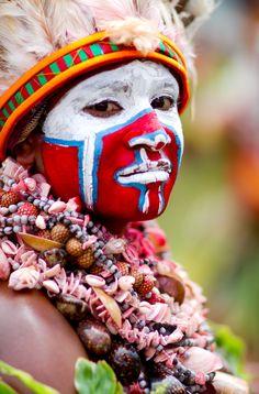Papouasie, Nouvelle Guiné