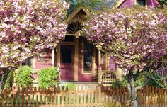Spring porches Franklin Tennessee