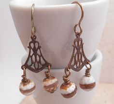Click to view on my Etsy site or contact me directly at ByEJewelry@gmail.com  -  E-258