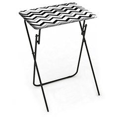 28 best collaboration spaces images on pinterest classroom decor Sears Seating Truck Seat new expanding tray table folding tv tray in chevron black white set of 2