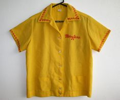 In search of attractive felling clothing to wear throughout the meeting? Listed here are one of the best clothing start on for felling form and styles! Vintage Bowling Shirts, Bowling T Shirts, Vintage Shirts, Vintage Tops, Vintage Outfits, Ford Gt, Polo Shirt Outfits, Bowling Outfit, Aesthetic Shirts