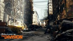 Mithilfe der Next-Gen-Engine Snowdrop setzt Tom Clancy's The Division neue Maßstäbe im Videospiel-Realismus und Open-World-Rendering. Erlebt ein chaotisches und verwüstetes New York City, wie ihr es noch nie zuvor gesehen habt.