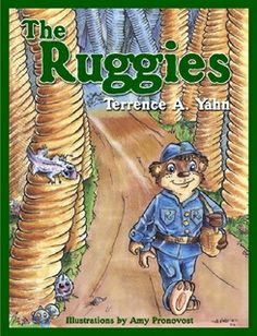 The Ruggies, by Terrence A. Yahn and Amy Pronovost (illustrator).