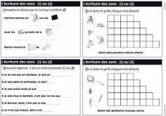 Des exercices pour travailler les principales confusions de sons en CP et en CE1.