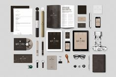 1Realistic Stationery Mock-ups by sandracz
