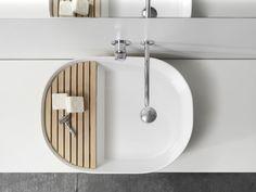 Step bathroom basin  Note Design Studio