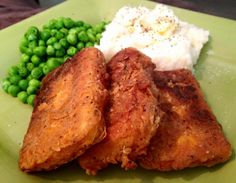 Crispy Spicy Popeye's Chicken Style Vegan Fried Chicken - Blacks Going Vegan! : Blacks Going Vegan!