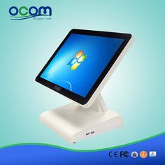 15 Inch All in One Touch Screen POS System/POS Terminal(POS8619)