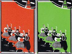 Dutch theme deco swap cards
